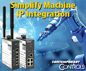Contemporary Controls: Simplify IP Integration