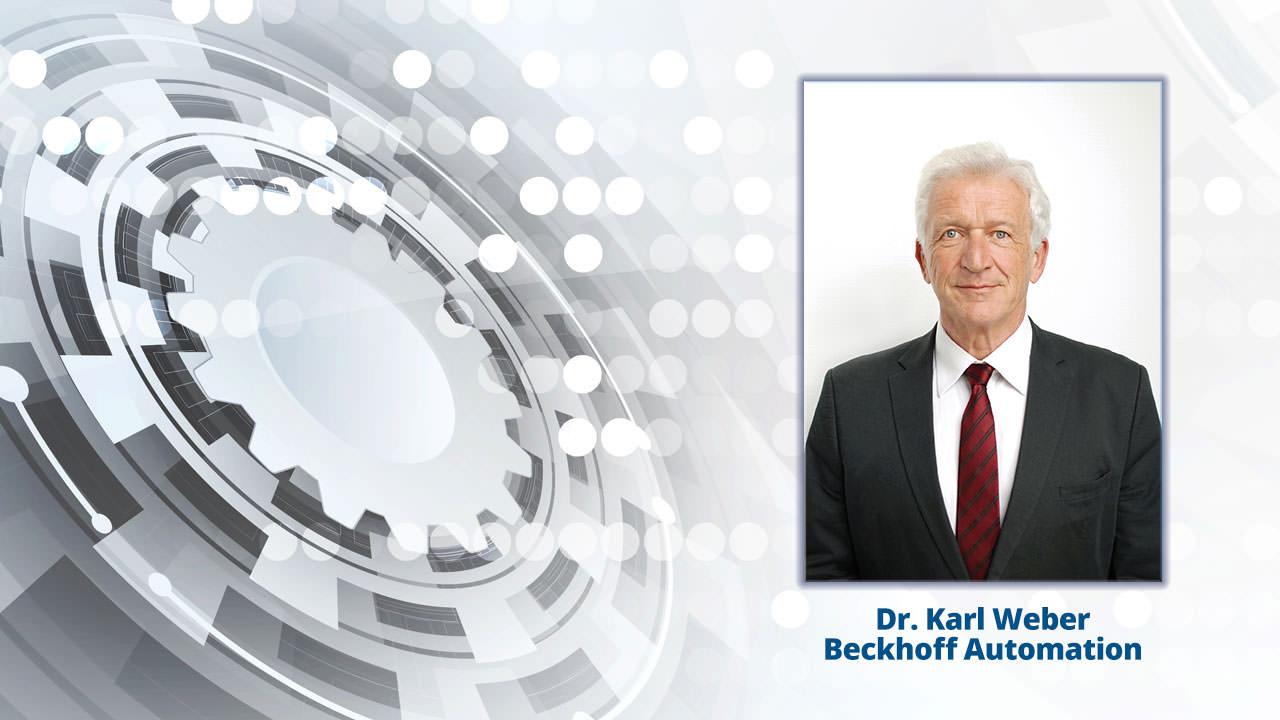 Dr. Karl Weber Beckhoff Automation