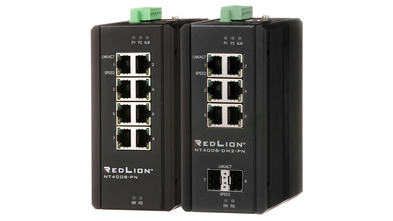 Red Lion NT4008 switches