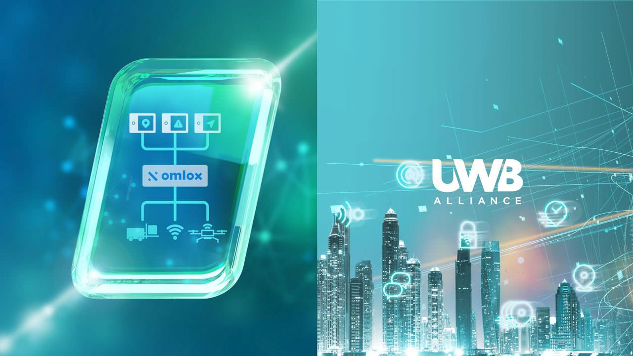 UWBA And OMLOX Liaison graphic
