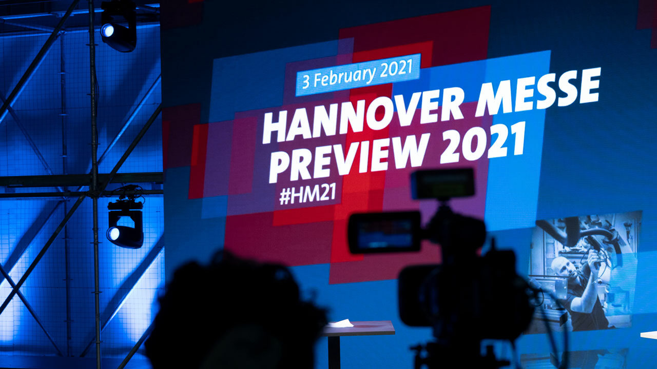 Hannover Messe Digital Edition Preview image