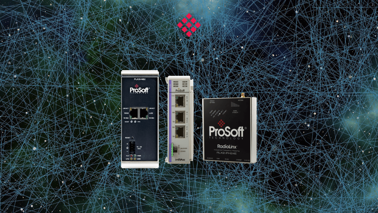Prosoft connectivity solutions