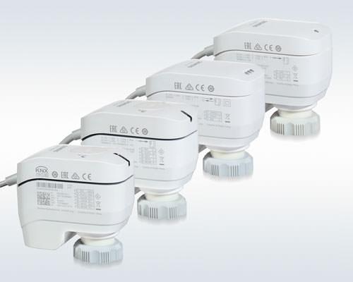 Siemens smart actuator line