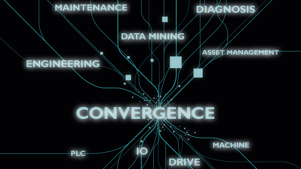 Convergence of IT and OT graphic