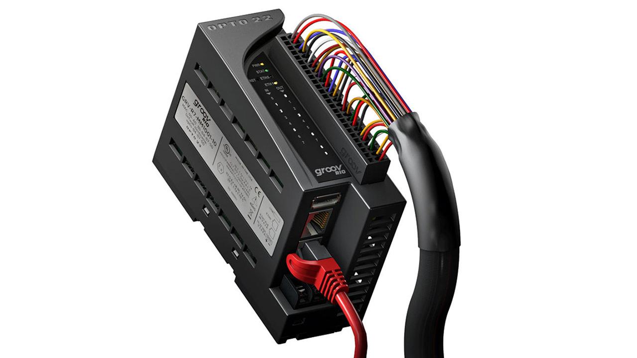 Opto 22 Edge Controller
