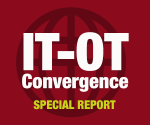 IT OT Convergence Special Report graphic