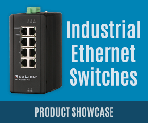 Showcase Industrial Ethernet Switches