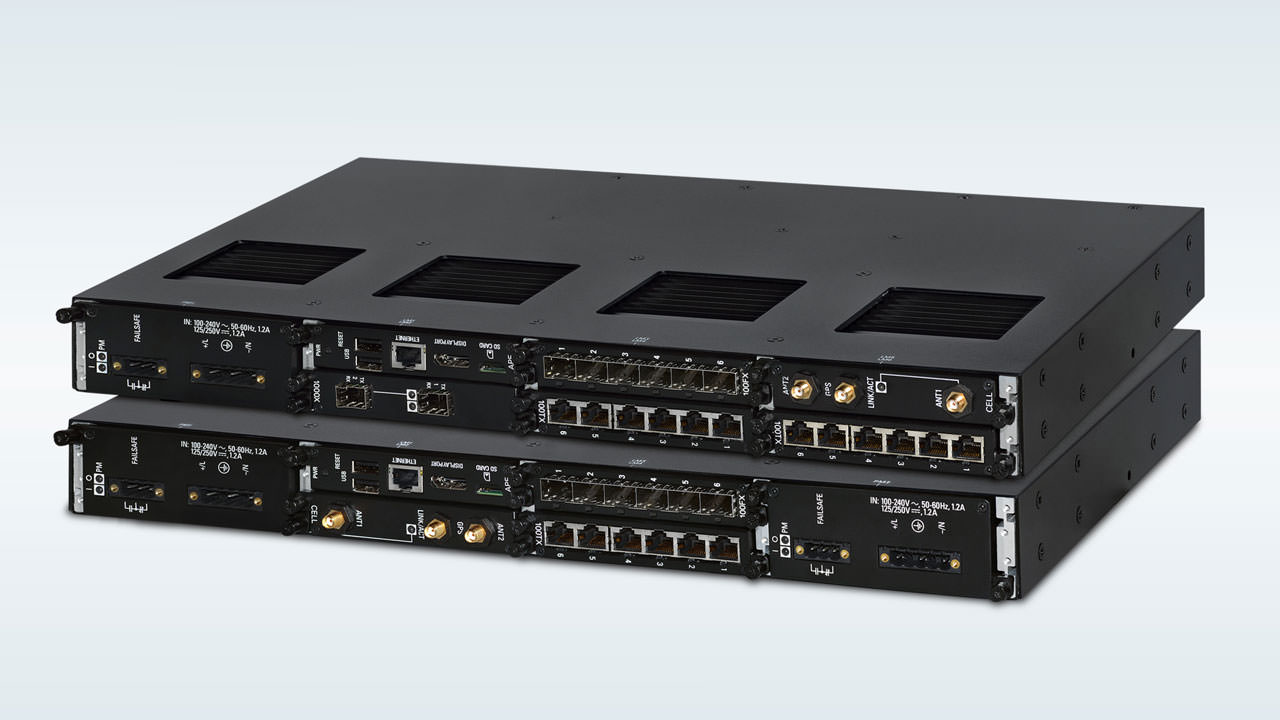 Do more with less by using multiple functions on the same physical infrastructure.