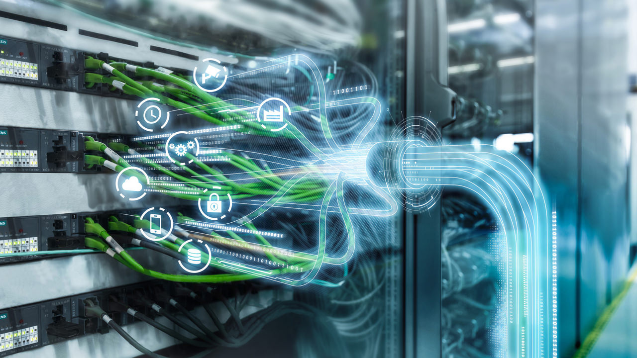 A converged network architecture based on IEC/IEEE 60802 (TSN Industrial Automation profile) is a benefit that TSN will bring to industrial automation.