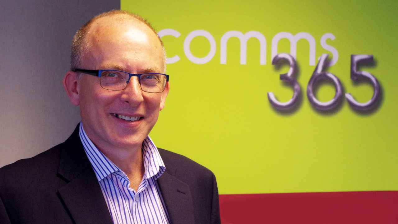 Nick Sacke, head of IoT and products at Comms365