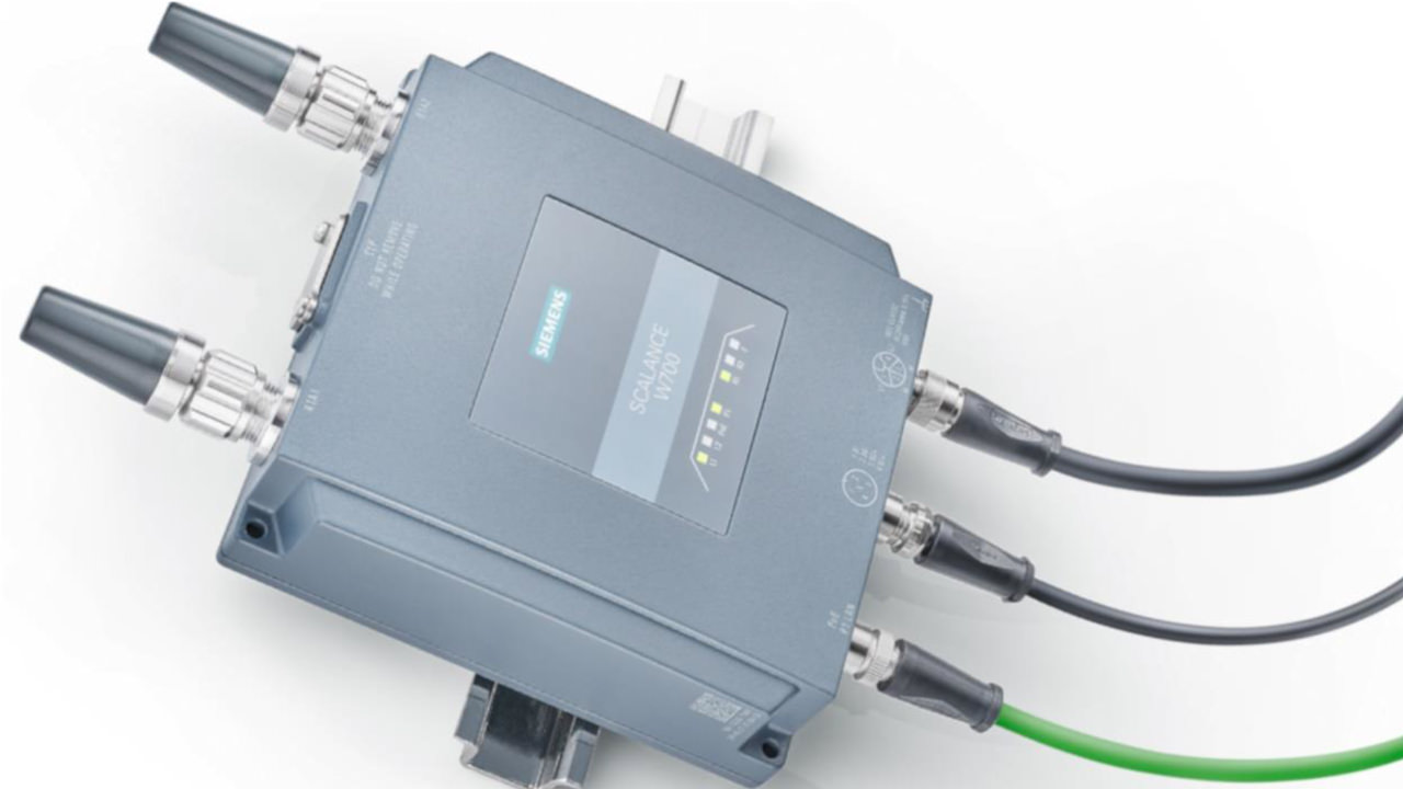 Siemens access point