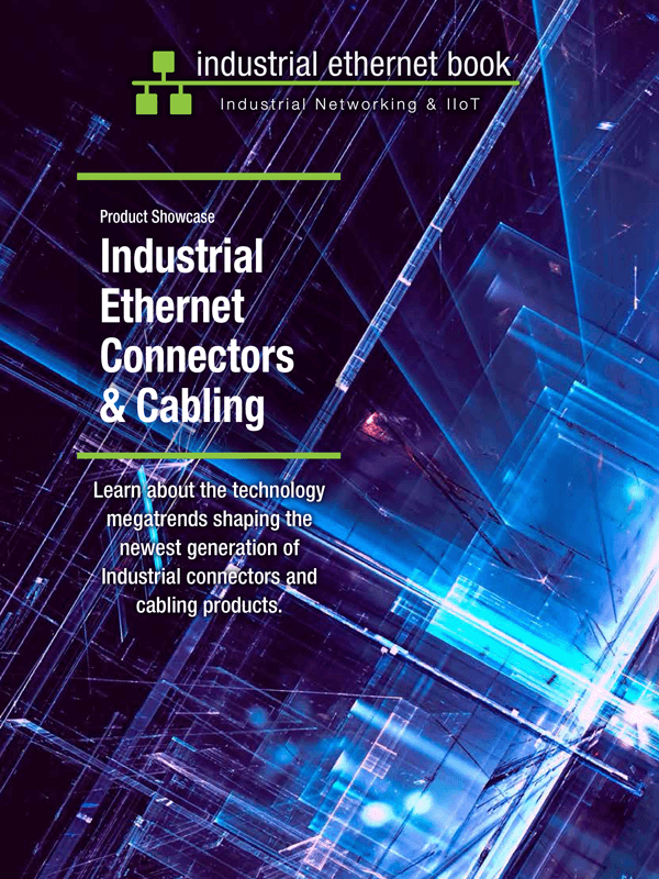2021 Industrial Ethernet Connectors & Cables Product Showcase