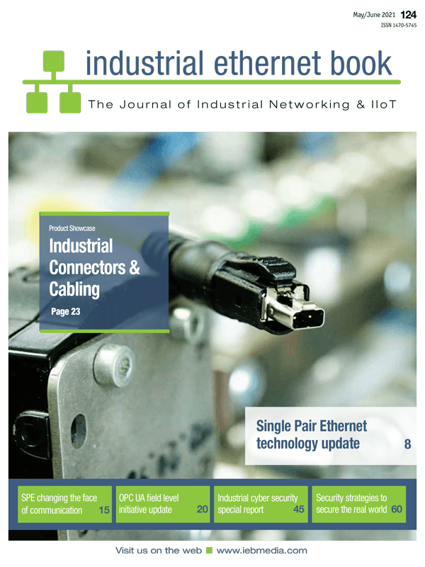 2021 June Cover Industrial Ethernet Book