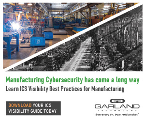 Manufacturing Cybersecurity ICS Visibility Best Practices