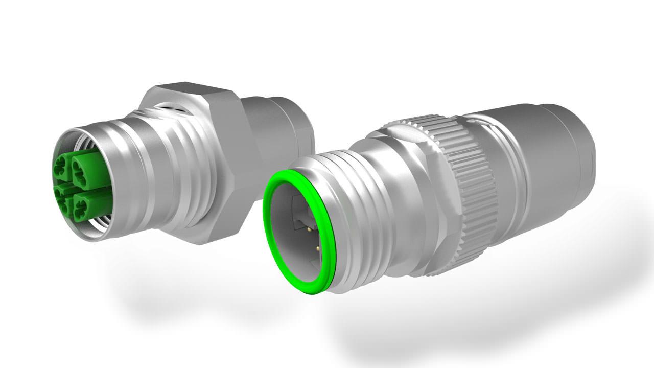 PROVERTHA 10Gbit Ethernet M12 Mini X Code