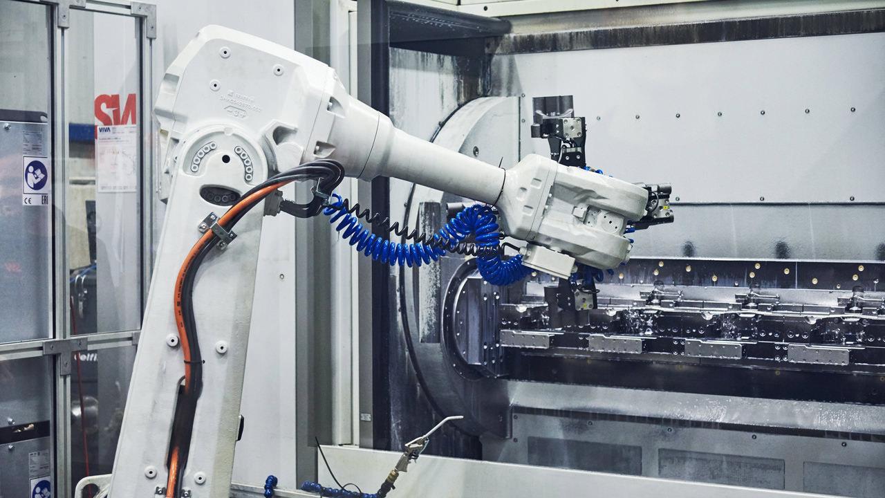 Kovarna Robot
