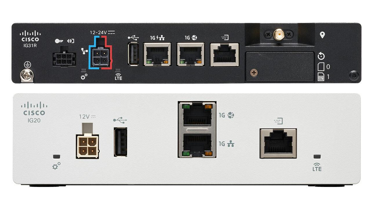 Cisco edge controllers