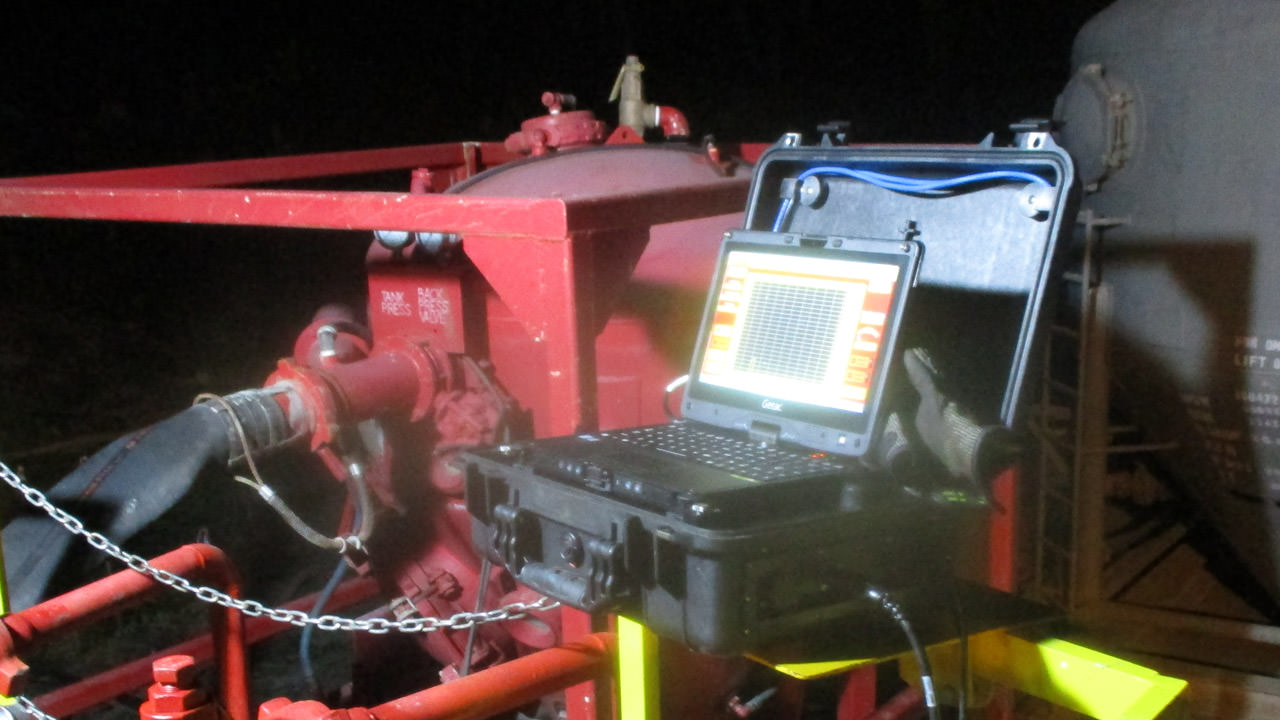 Pressure tests performed every few weeks maintain the safety and integrity of drilling facilities.