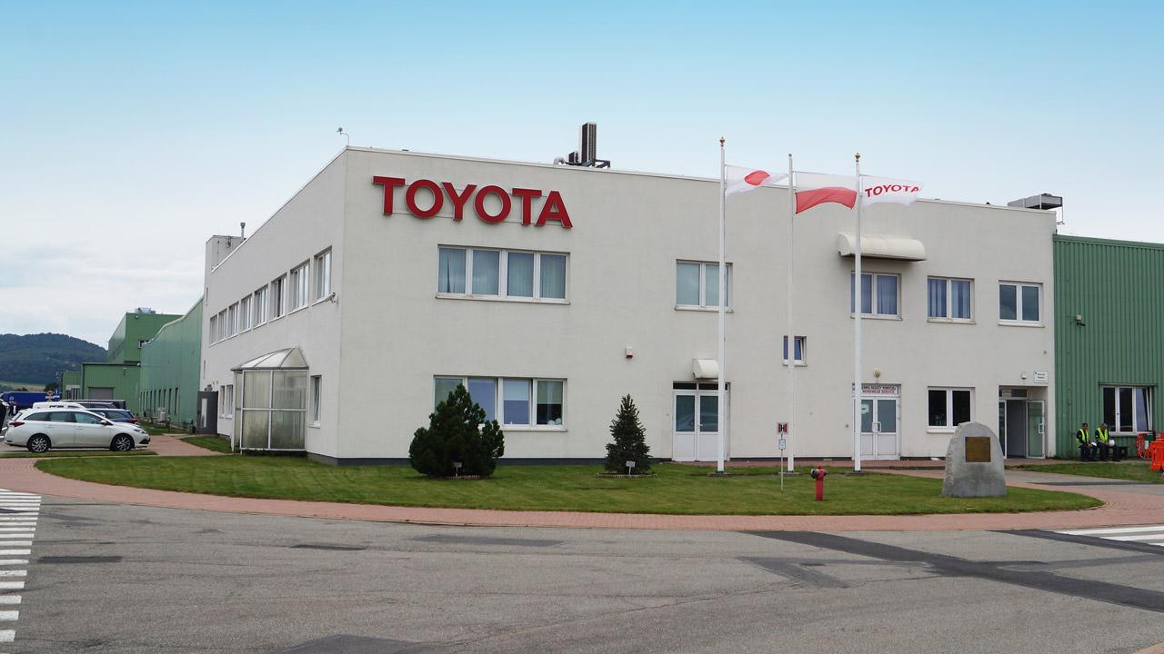 Toyota Motor Manufacturing Poland (TMMP) .